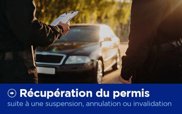 Récupération de permis - Permis de conduire - X'Press Formalités