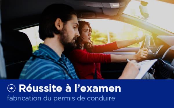 Réussite à l'examen - Permis de conduire - X'Press Formalités