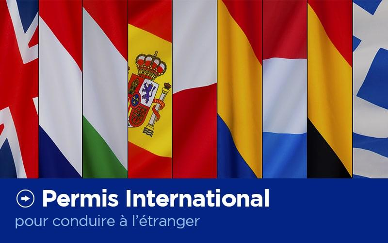 Permis International - Permis de conduire - X'Press Formalités